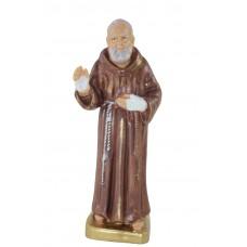 Figurka Święty Ojciec Pio 15,5 cm