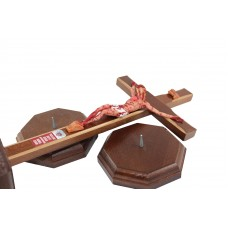 Krzyż Pasyjny 30 cm - Zestaw Kolędowy