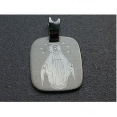 Medalik srebrny Matka Boża Niepokalana