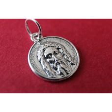 Medalik srebrny Pan Jezus