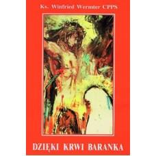 """Książka """"Dzięki Krwi Baranka"""""""