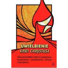 """Książka """"Uwielbienie Krwi Chrystusa"""""""