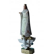 Figurka Matka Boża od oczu 17,5 cm